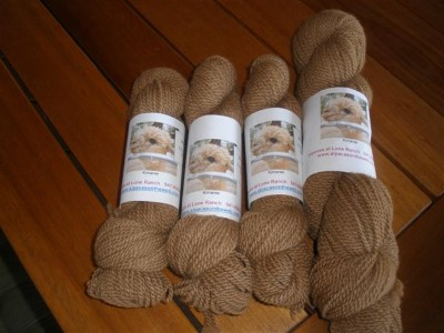 Kimaree's yarn